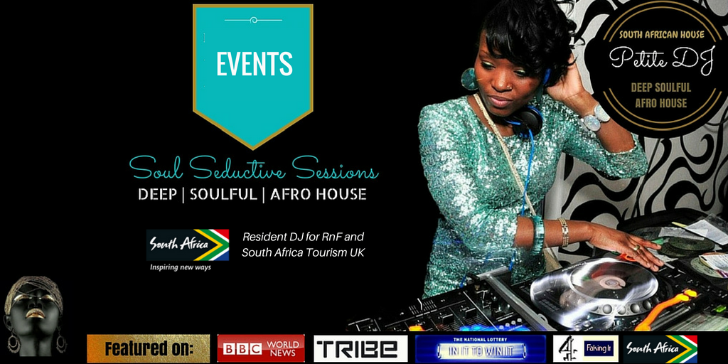 South African House Music Petite DJ